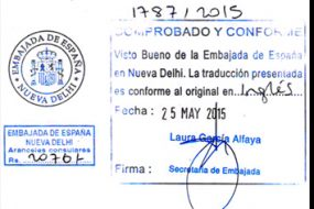 Spain Attestation for Certificate in Bijapur, Attestation for Bijapur issued certificate for Spain, Spain embassy attestation service in Bijapur, Spain Attestation service for Bijapur issued Certificate, Certificate Attestation for Spain in Bijapur, Spain Attestation agent in Bijapur, Spain Attestation Consultancy in Bijapur, Spain Attestation Consultant in Bijapur, Certificate Attestation from MEA in Bijapur for Spain, Spain Attestation service in Bijapur, Bijapur base certificate Attestation for Spain, Bijapur certificate Attestation for Spain, Bijapur certificate Attestation for Spain education, Bijapur issued certificate Attestation for Spain, Spain Attestation service for Ccertificate in Bijapur, Spain Attestation service for Bijapur issued Certificate, Certificate Attestation agent in Bijapur for Spain, Spain Attestation Consultancy in Bijapur, Spain Attestation Consultant in Bijapur, Certificate Attestation from ministry of external affairs for Spain in Bijapur, certificate attestation service for Spain in Bijapur, certificate Legalization service for Spain in Bijapur, certificate Legalization for Spain in Bijapur, Spain Legalization for Certificate in Bijapur, Spain Legalization for Bijapur issued certificate, Legalization of certificate for Spain dependent visa in Bijapur, Spain Legalization service for Certificate in Bijapur, Legalization service for Spain in Bijapur, Spain Legalization service for Bijapur issued Certificate, Spain legalization service for visa in Bijapur, Spain Legalization service in Bijapur, Spain Embassy Legalization agency in Bijapur, certificate Legalization agent in Bijapur for Spain, certificate Legalization Consultancy in Bijapur for Spain, Spain Embassy Legalization Consultant in Bijapur, certificate Legalization for Spain Family visa in Bijapur, Certificate Legalization from ministry of external affairs in Bijapur for Spain, certificate Legalization office in Bijapur for Spain, Bijapur base certificate Legalization for Spain, Bi