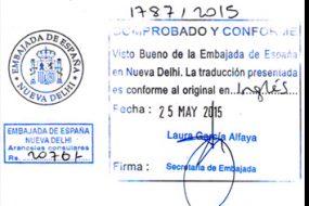 Sn Vpain Attestation for Certificate in Vitthalwadi, Attestation for Vitthalwadi issued certificate for Spain, Spain embassy attestation service iitthalwadi, Spain Attestation service for Vitthalwadi issued Certificate, Certificate Attestation for Spain in Vitthalwadi, Spain Attestation agent in Vitthalwadi, Spain Attestation Consultancy in Vitthalwadi, Spain Attestation Consultant in Vitthalwadi, Certificate Attestation from MEA in Vitthalwadi for Spain, Spain Attestation service in Vitthalwadi, Vitthalwadi base certificate Attestation for Spain, Vitthalwadi certificate Attestation for Spain, Vitthalwadi certificate Attestation for Spain education, Vitthalwadi issued certificate Attestation for Spain, Spain Attestation service for Ccertificate in Vitthalwadi, Spain Attestation service for Vitthalwadi issued Certificate, Certificate Attestation agent in Vitthalwadi for Spain, Spain Attestation Consultancy in Vitthalwadi, Spain Attestation Consultant in Vitthalwadi, Certificate Attestation from ministry of external affairs for Spain in Vitthalwadi, certificate attestation service for Spain in Vitthalwadi, certificate Legalization service for Spain in Vitthalwadi, certificate Legalization for Spain in Vitthalwadi, Spain Legalization for Certificate in Vitthalwadi, Spain Legalization for Vitthalwadi issued certificate, Legalization of certificate for Spain dependent visa in Vitthalwadi, Spain Legalization service for Certificate in Vitthalwadi, Legalization service for Spain in Vitthalwadi, Spain Legalization service for Vitthalwadi issued Certificate, Spain legalization service for visa in Vitthalwadi, Spain Legalization service in Vitthalwadi, Spain Embassy Legalization agency in Vitthalwadi, certificate Legalization agent in Vitthalwadi for Spain, certificate Legalization Consultancy in Vitthalwadi for Spain, Spain Embassy Legalization Consultant in Vitthalwadi, certificate Legalization for Spain Family visa in Vitthalwadi, Certificate Legalization from ministry of 