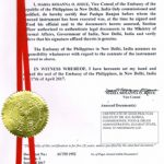 Philippines Attestation for Certificate in Palasdari, Attestation for Palasdari issued certificate for Philippines, Philippines embassy attestation service in Palasdari, Philippines Attestation service for Palasdari issued Certificate, Certificate Attestation for Philippines in Palasdari, Philippines Attestation agent in Palasdari, Philippines Attestation Consultancy in Palasdari, Philippines Attestation Consultant in Palasdari, Certificate Attestation from MEA in Palasdari for Philippines, Philippines Attestation service in Palasdari, Palasdari base certificate Attestation for Philippines, Palasdari certificate Attestation for Philippines, Palasdari certificate Attestation for Philippines education, Palasdari issued certificate Attestation for Philippines, Philippines Attestation service for Ccertificate in Palasdari, Philippines Attestation service for Palasdari issued Certificate, Certificate Attestation agent in Palasdari for Philippines, Philippines Attestation Consultancy in Palasdari, Philippines Attestation Consultant in Palasdari, Certificate Attestation from ministry of external affairs for Philippines in Palasdari, certificate attestation service for Philippines in Palasdari, certificate Legalization service for Philippines in Palasdari, certificate Legalization for Philippines in Palasdari, Philippines Legalization for Certificate in Palasdari, Philippines Legalization for Palasdari issued certificate, Legalization of certificate for Philippines dependent visa in Palasdari, Philippines Legalization service for Certificate in Palasdari, Legalization service for Philippines in Palasdari, Philippines Legalization service for Palasdari issued Certificate, Philippines legalization service for visa in Palasdari, Philippines Legalization service in Palasdari, Philippines Embassy Legalization agency in Palasdari, certificate Legalization agent in Palasdari for Philippines, certificate Legalization Consultancy in Palasdari for Philippines, Philippines Embassy Leg